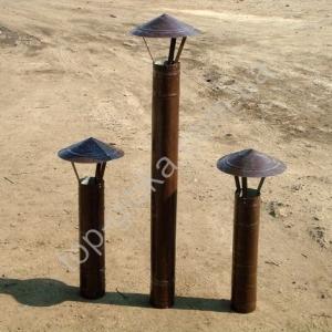 Зонт на круглую трубу