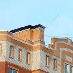 Флюгарка на крыше