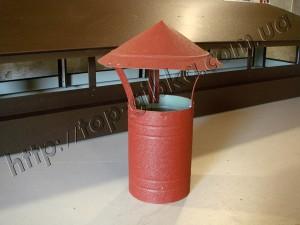 Флюгарка зонтик