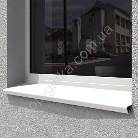 Отлив металлический для окна